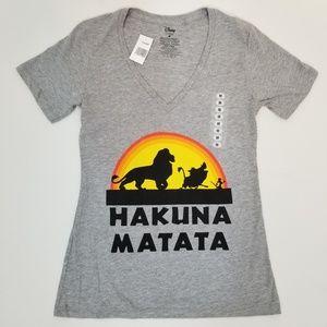 Disney Lion King Hakuna Matata (Timon & Pumba) M